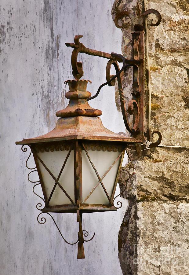 Средневековый фонарь своими руками 51